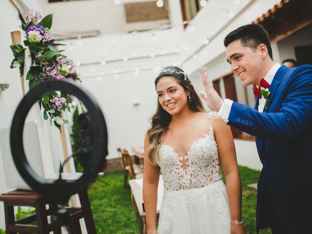 El matrimonio de Alonso y Brenda en San Borja, Lima 39