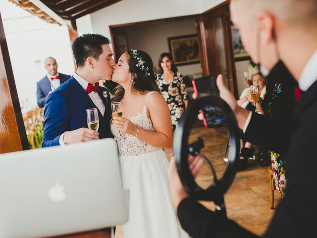 El matrimonio de Alonso y Brenda en San Borja, Lima 49