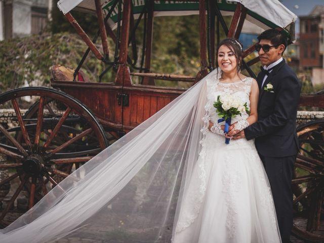 El matrimonio de Anabel y Arturo