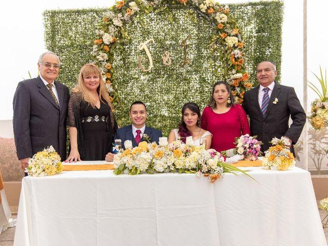 El matrimonio de Ingrid y Julio César