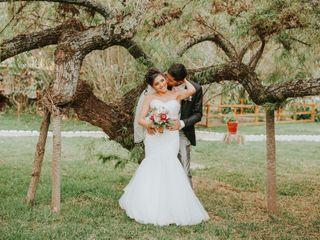 El matrimonio de Verónica y Joe Daniel 1