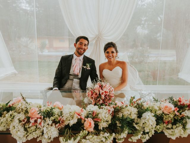 El matrimonio de Verónica y Joe Daniel