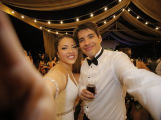 El matrimonio de Gaby y Hugo