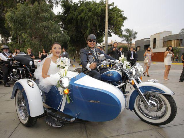El matrimonio de Hugo y Gaby en Lurín, Lima 14