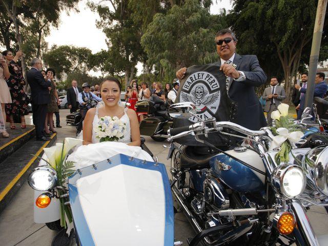 El matrimonio de Hugo y Gaby en Lurín, Lima 15