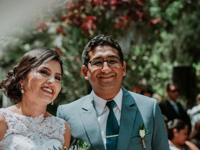 El matrimonio de Sashenka y Jonathna