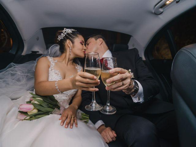 El matrimonio de Maricé y Kenny