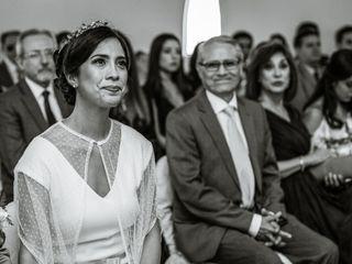 El matrimonio de Milagros y Joaquin 1