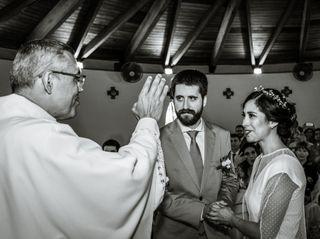 El matrimonio de Milagros y Joaquin 2
