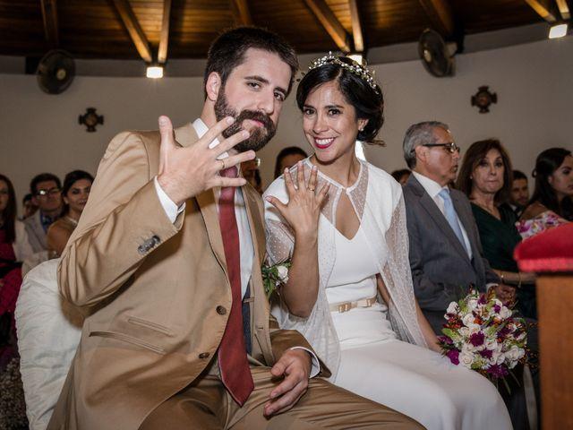 El matrimonio de Milagros y Joaquin