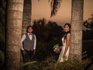 El matrimonio de Mayra y Ronald 1