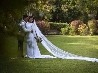 El matrimonio de Mayra y Ronald