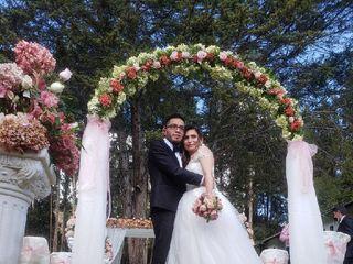 El matrimonio de Noé y Xiomi  3