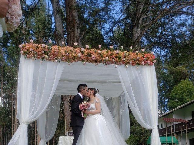 El matrimonio de Xiomi  y Noé en Concepción, Junín 1