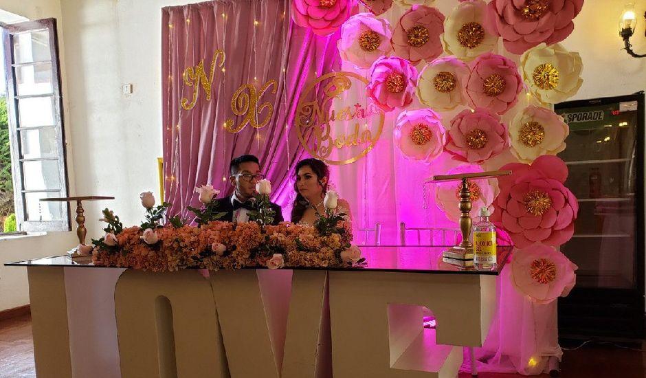 El matrimonio de Xiomi  y Noé en Concepción, Junín