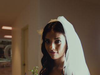 El matrimonio de Eva y César 1