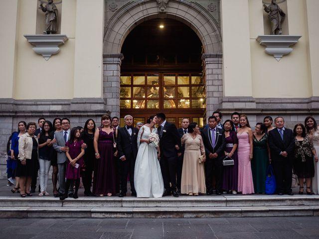 El matrimonio de Gilmer y Elvira en Lima, Lima 25