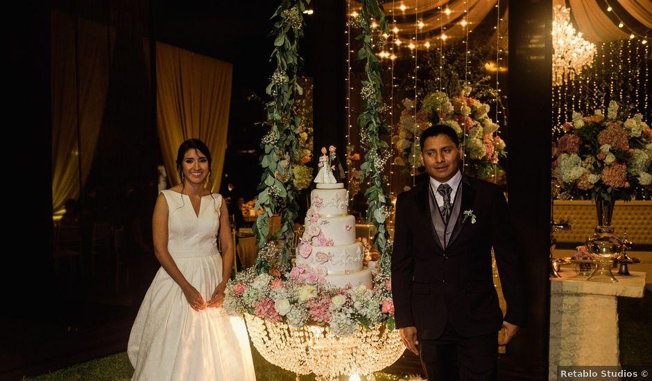 El matrimonio de Gilmer y Elvira en Lima, Lima