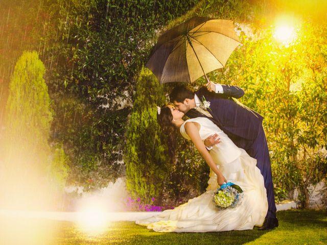 El matrimonio de Ana Patricia y Hector