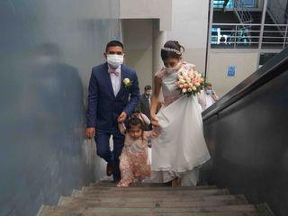 El matrimonio de Melissa y Edwin 2