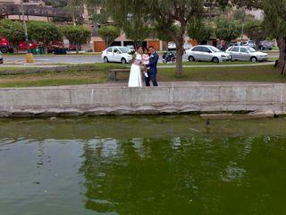 El matrimonio de Melissa y Edwin