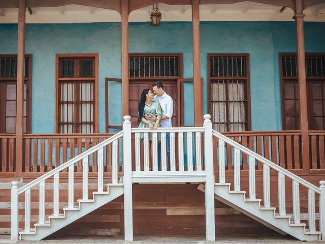 El matrimonio de Lucrecia y Hyrum en Ferreñafe, Lambayeque 19