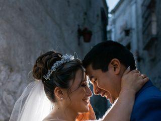 El matrimonio de Dannia y Walter 1