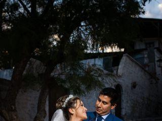 El matrimonio de Dannia y Walter 2
