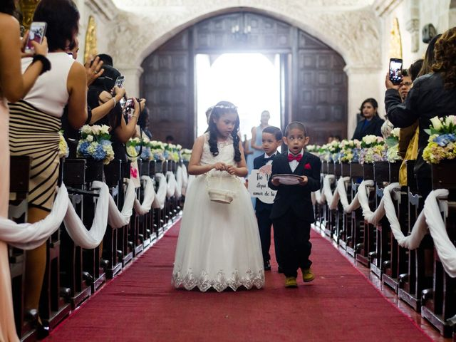 El matrimonio de Walter y Dannia en Arequipa, Arequipa 7