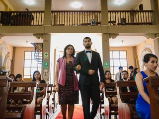 El matrimonio de Karina y Jorge 3