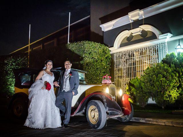 El matrimonio de Miriam y José