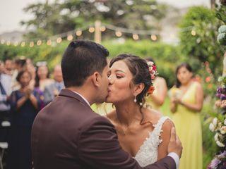 El matrimonio de Katherine y Erik