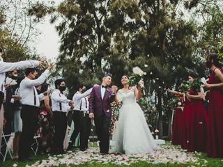 El matrimonio de Cris y Pau
