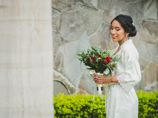 El matrimonio de Pau y Cris en Cieneguilla, Lima 16