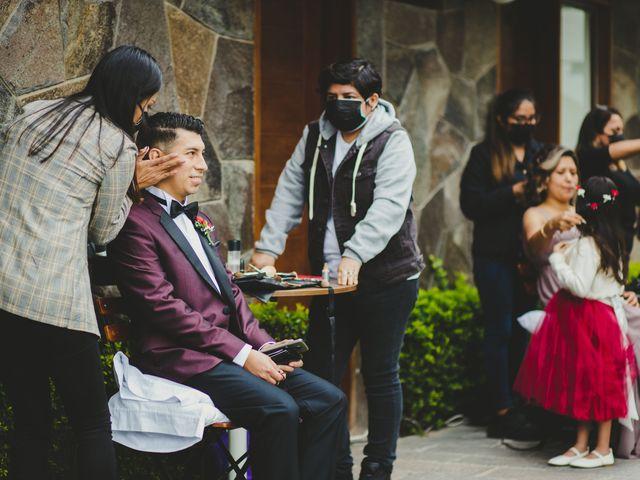 El matrimonio de Pau y Cris en Cieneguilla, Lima 32