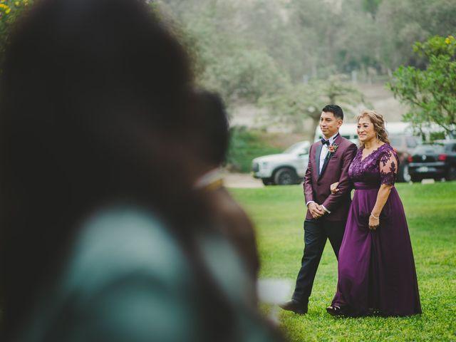 El matrimonio de Pau y Cris en Cieneguilla, Lima 51