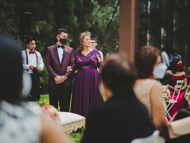 El matrimonio de Pau y Cris en Cieneguilla, Lima 52