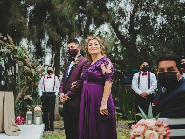 El matrimonio de Pau y Cris en Cieneguilla, Lima 53