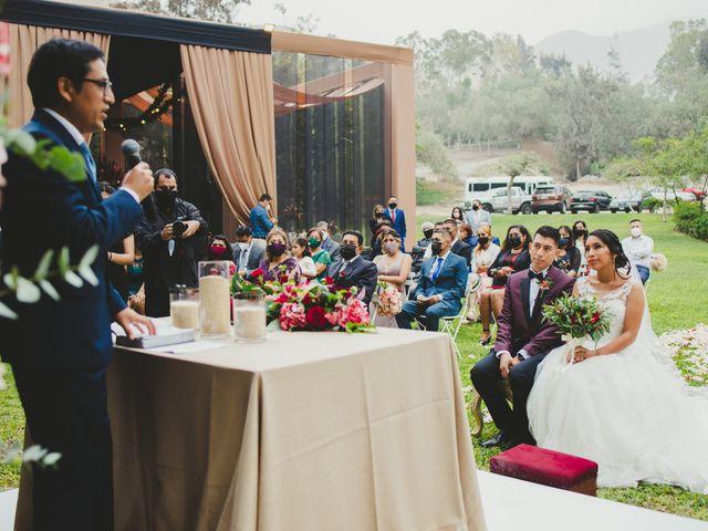 El matrimonio de Pau y Cris en Cieneguilla, Lima 58
