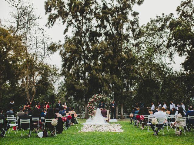 El matrimonio de Pau y Cris en Cieneguilla, Lima 59