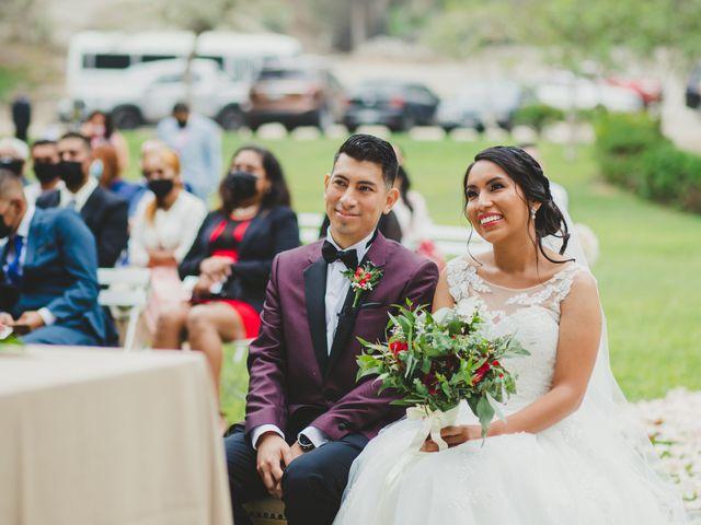 El matrimonio de Pau y Cris en Cieneguilla, Lima 60