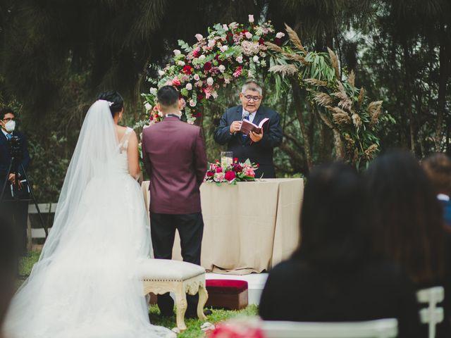 El matrimonio de Pau y Cris en Cieneguilla, Lima 61