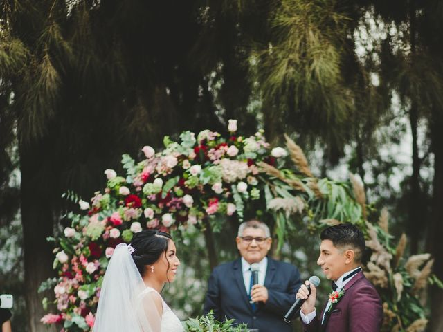 El matrimonio de Pau y Cris en Cieneguilla, Lima 62