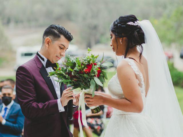 El matrimonio de Pau y Cris en Cieneguilla, Lima 64