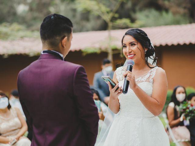 El matrimonio de Pau y Cris en Cieneguilla, Lima 65