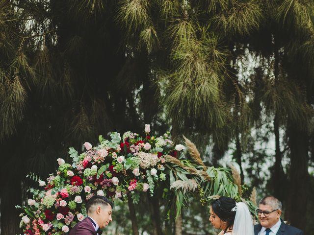 El matrimonio de Pau y Cris en Cieneguilla, Lima 69