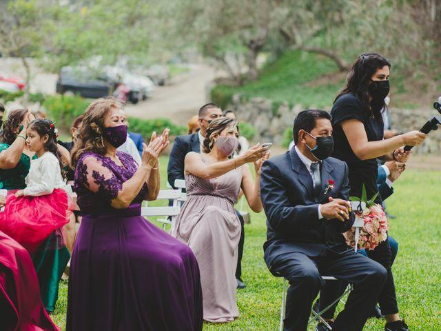 El matrimonio de Pau y Cris en Cieneguilla, Lima 71