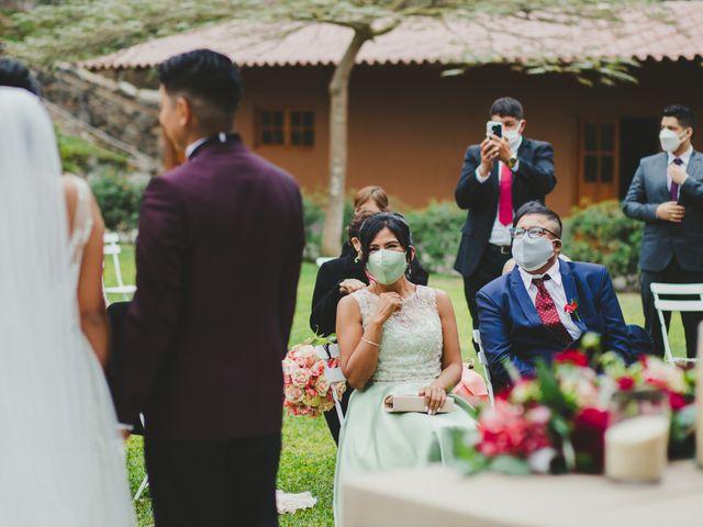 El matrimonio de Pau y Cris en Cieneguilla, Lima 73