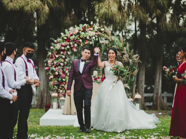 El matrimonio de Pau y Cris en Cieneguilla, Lima 78