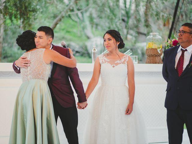 El matrimonio de Pau y Cris en Cieneguilla, Lima 98